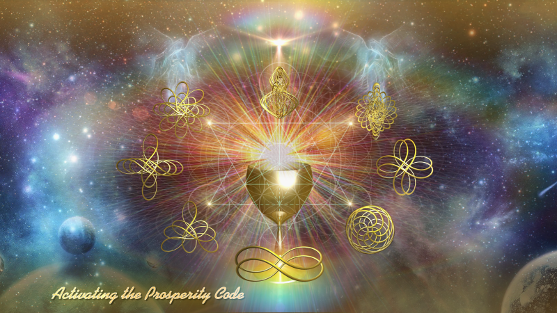 Children of the Sun Foundation ~ Activating the Group Prosperity Code (2nd phase) 3243
