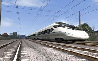 CRH380D High Speed Train