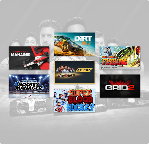 Humble Sports Bundle