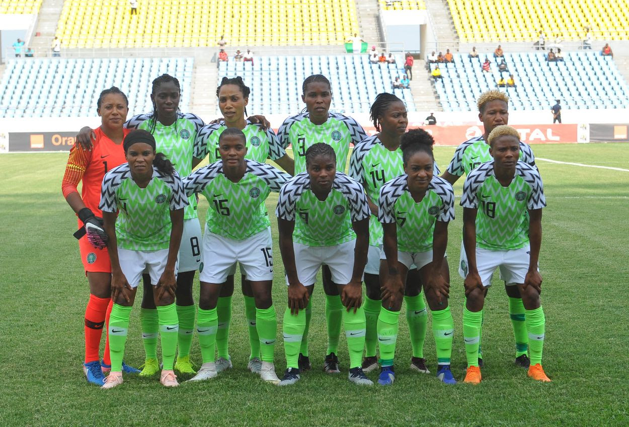 The Super Falcons are the reigning African champions