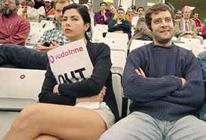 Rahul Gandhi with His Girl Friend