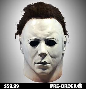 Halloween (1978) Michael Myers Mask