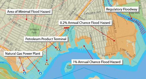 Flood Vulnerability Map