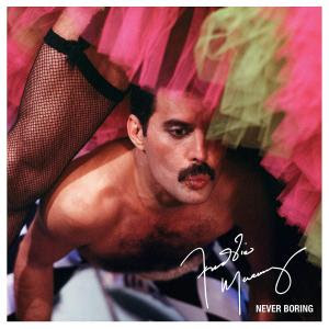Freddie Mercury – Never Boring (Deluxe) (2019)