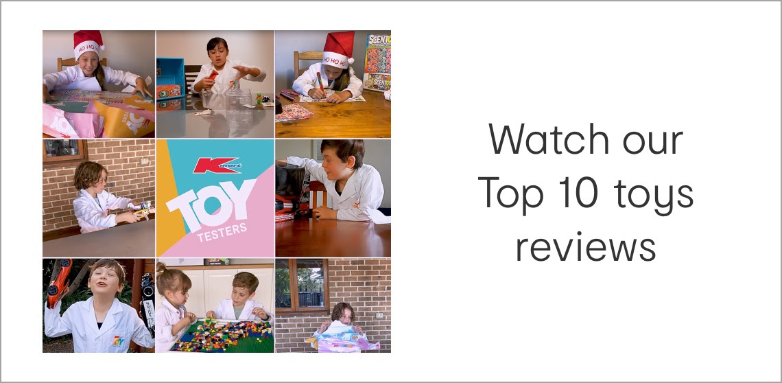 Watch our top 10 toys review