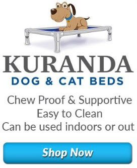 Golden Retriever Dog Beds recommended by Wisteria Goldens