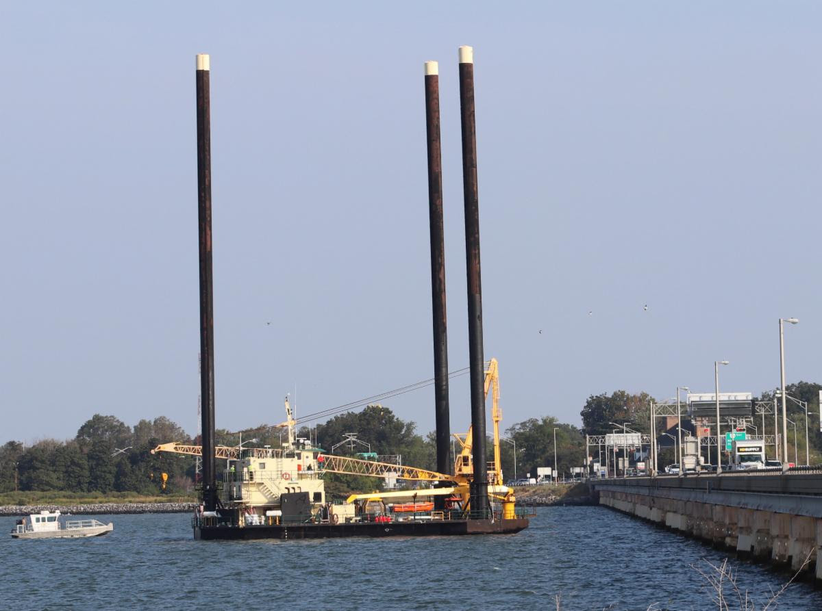 HRBT Boings operating near North Island