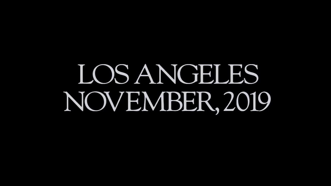 Los Angeles November 2019