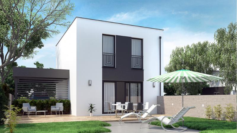 residential 3d render 3