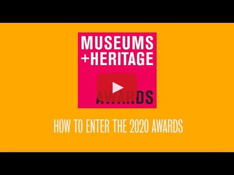 How to enter the 2020 Awards