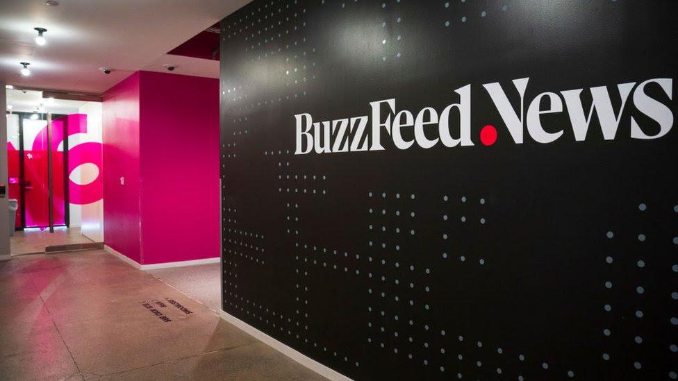 Buzzfeed closing UK and Australian news operations