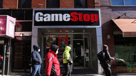 GameStop 'resucita' y crece más del 100% en unas horas, para júbilo de Reddit
