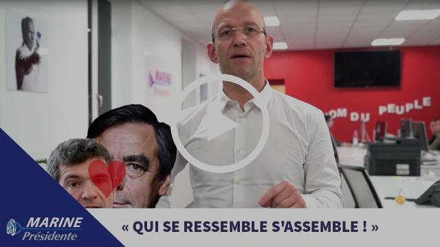 2017, en toute simplicité #7 : « Apparu et Fillon : qui se ressemble s'assemble ! » |Marine Le Pen