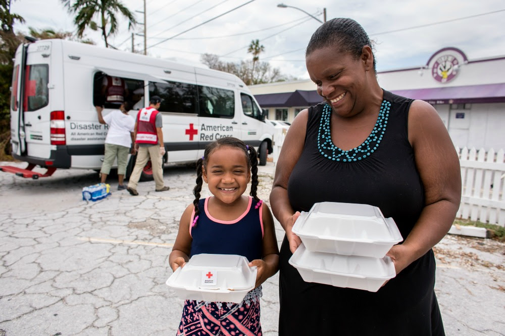 Red cross Giving Day