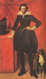 Клод Лотарингский, герцог де Шеврёз