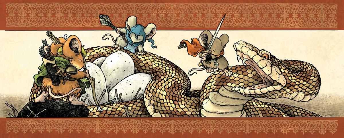 Bildresultat för mouseguard rpg