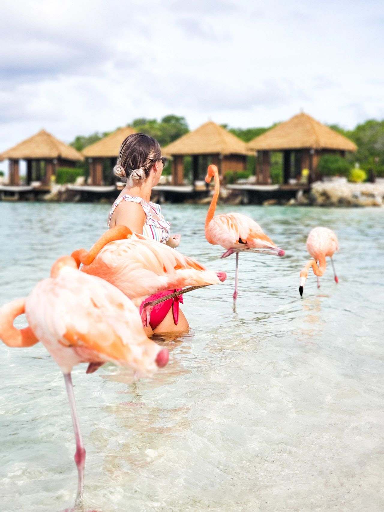 Renaissance Island Cabanas