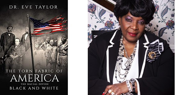 Dr. Eve Taylor, author of Torn Fabric of America