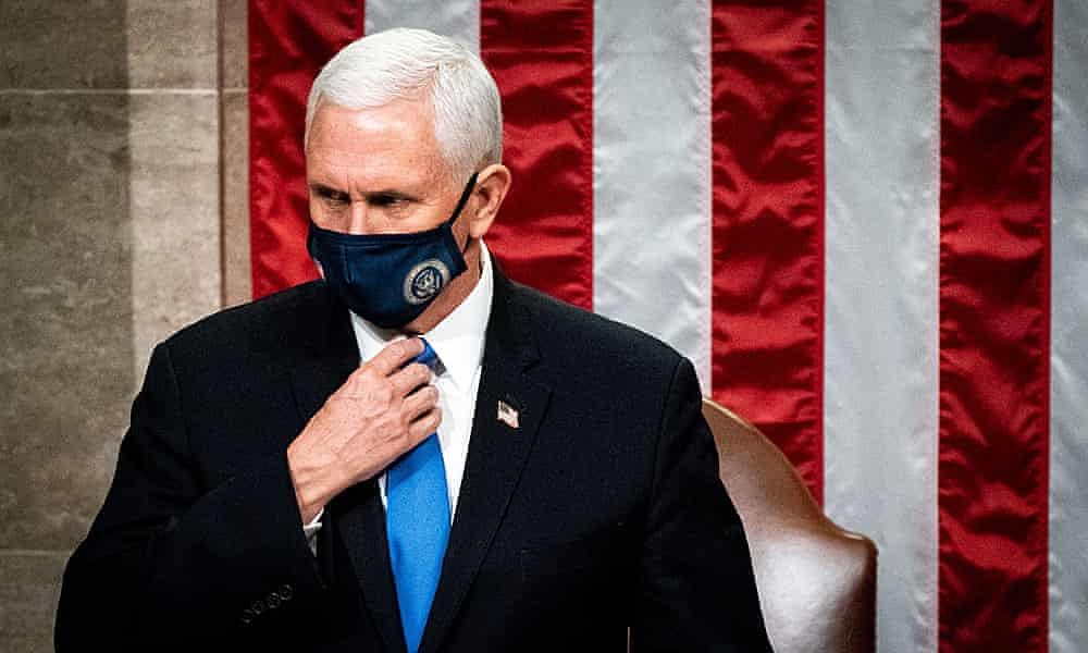 Democrats to pressure Pence to remove Trump using 25th amendment