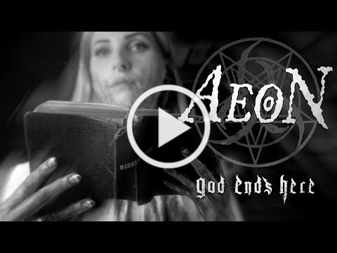 Aeon - God Ends Here (OFFICIAL VIDEO)