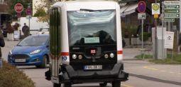 Das ist der erste Robo-Bus im deutschen Nahverkehr
