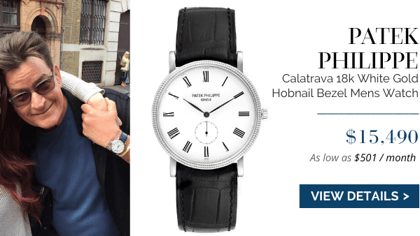 Calatrava 18K White Gold