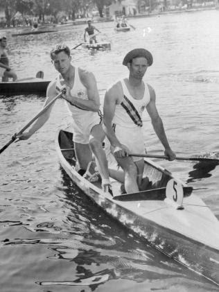Dennis Green + Walter Brown
