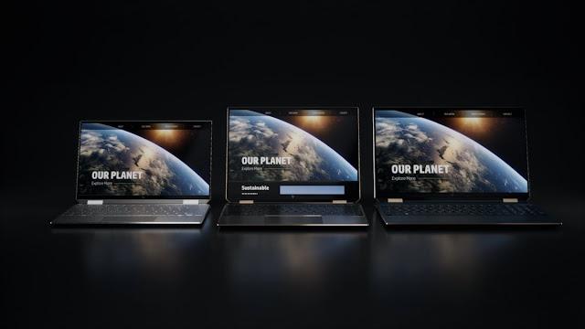 Novo portátil HP Spectre x360 14: o design Inovador junta-se à Inteligência Adaptativa e a Desempenho de Topo