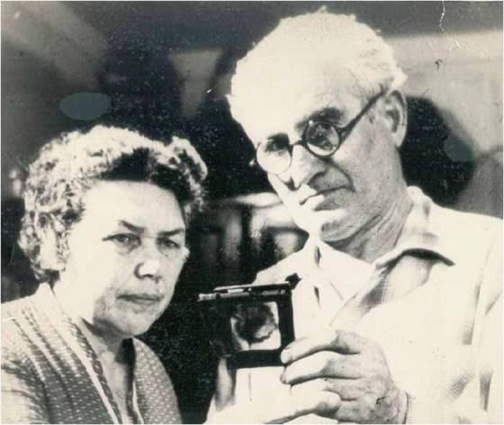 Semyon y Valentina Kirlian