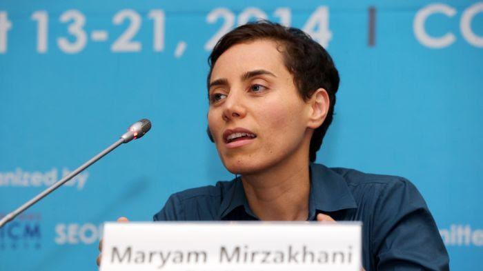 Maryam Mirzakhani est décédée