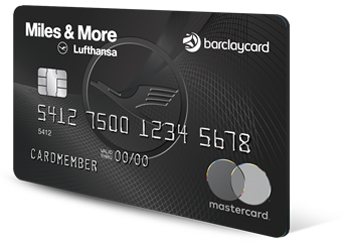 Image of the Lufthansa Miles & More Premier World Mastercard