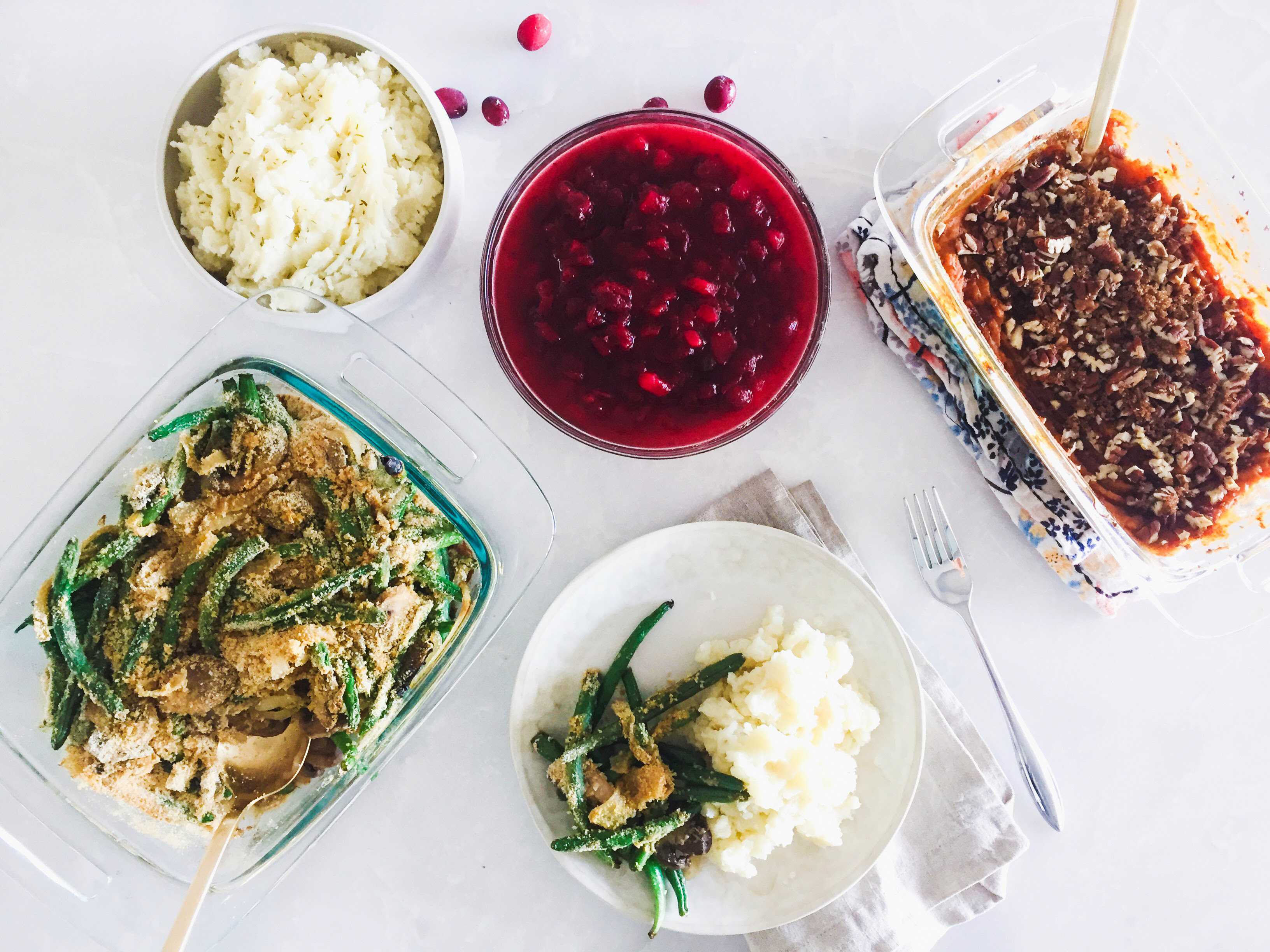 What Thanksgiving Food is Good for You (grab your stretchy pants!)