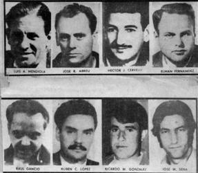 Los 8 obreros comunistas asesinados por el ejército en Paso Molino