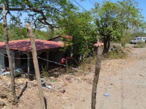 Retén en el desvío de Las Pilas, Zacate Grande/ Imagen ADEPZA