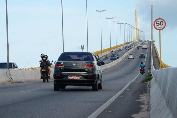 Decisão da Justiça, publicada no dia 31/7, atesta que houve superfaturamento de R$ 17,2 milhões nas obras da Ponte Forte-Redinha