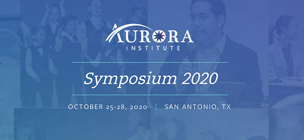 Symposium 2020 - October 25-28, 2020 | San Antonio, TX