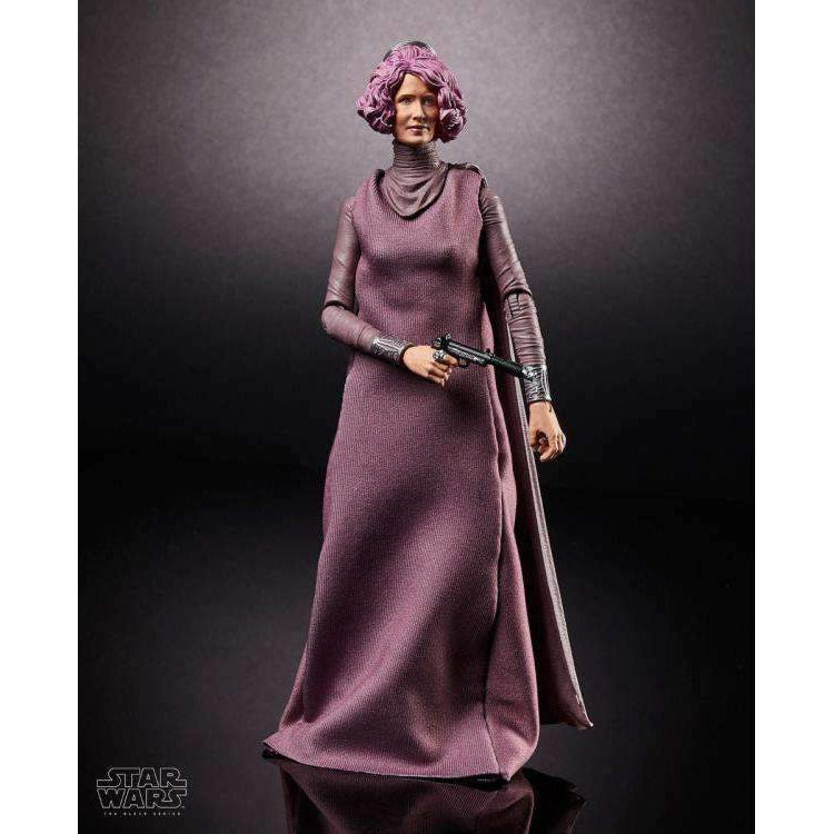 "Image of Star Wars: The Black Series 6"" Wave 20 - Vice Admiral Holdo"