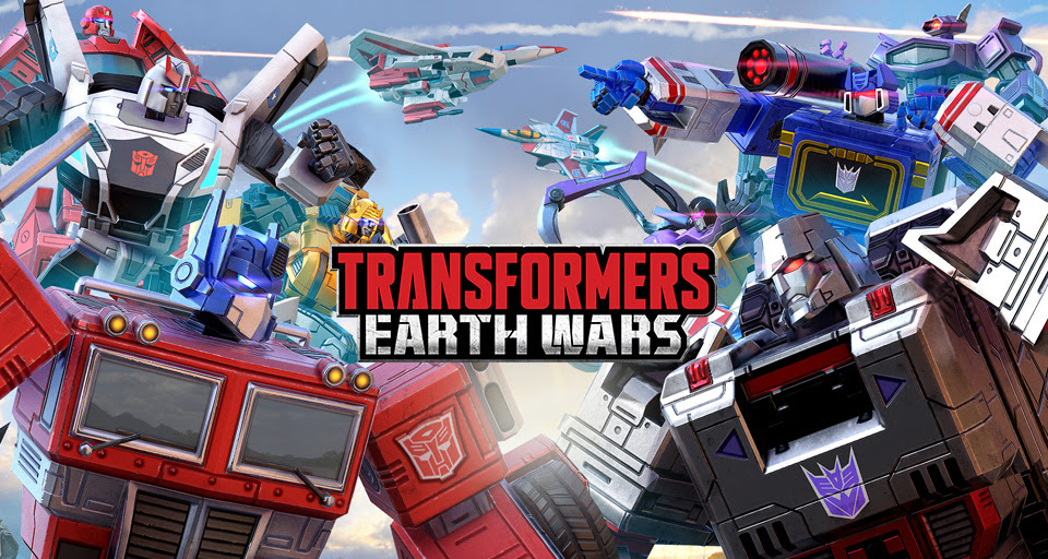 Transformers News: Earth Wars 'Working the Sharks Out' Event