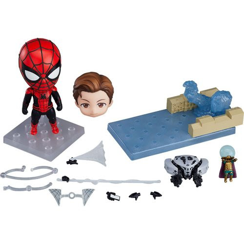 Image of Spider-Man: Far From Home Deluxe Ver. Nendoroid Action Figure - AUGUST 2020