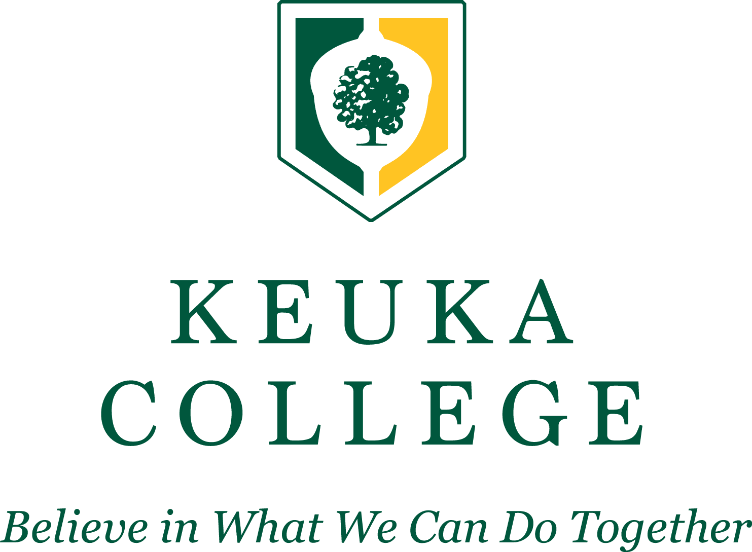 Keuka College - Believe in What We Can Do Together