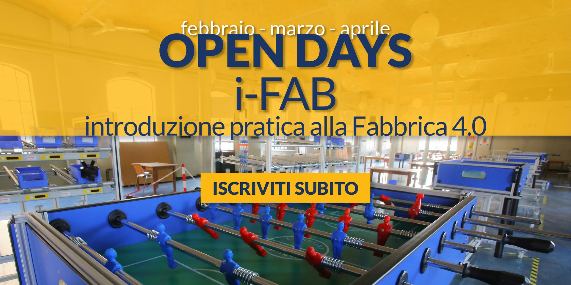 i-FAB open days