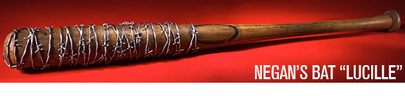 The Walking Dead Role Play Accessory - Negan's Bat Lucille