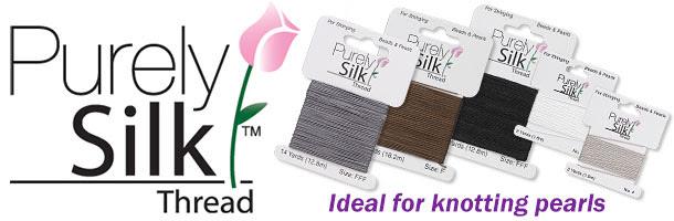 Purely Silk Thread
