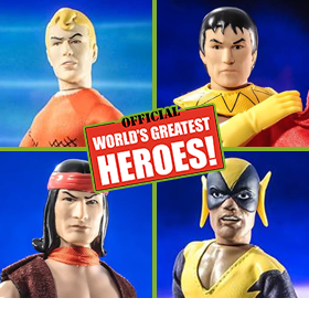 BBTS EXCLUSIVE 8-INCH RETRO FIGURES