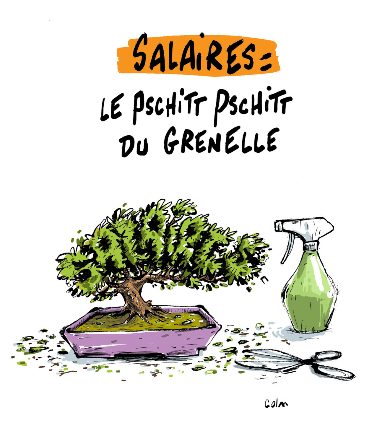 Grenelle : réaction FO