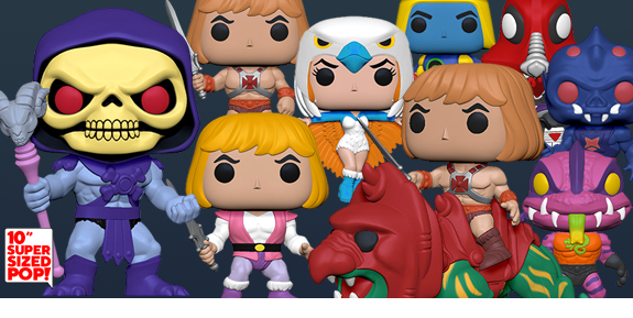 Pop! TV: Masters of the Universe