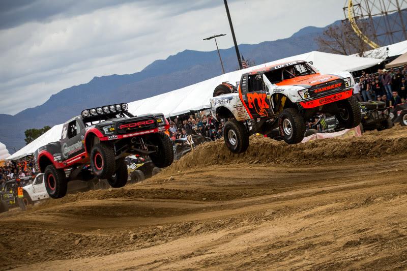 Justin Lofton, The Mint 400, Trick Truck, BFGoodrich Tires, FOX, STEEL-IT Coatings, Baja Designs, Bink Designs