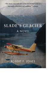 Slade's Glacier by Robert F. Jones
