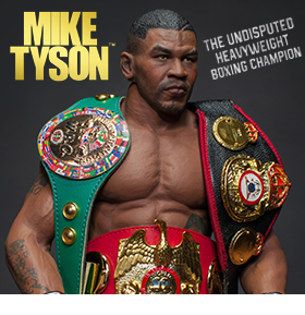 1/6 SCALE MIKE TYSON FIGURE