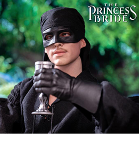 THE PRINCESS BRIDE MASTER SERIES WESTLEY 1/6TH SCALE FIGURE